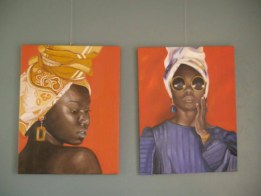 Kleur je wereld - schilderijen waar ilana de boer ik toon - 2020 wint