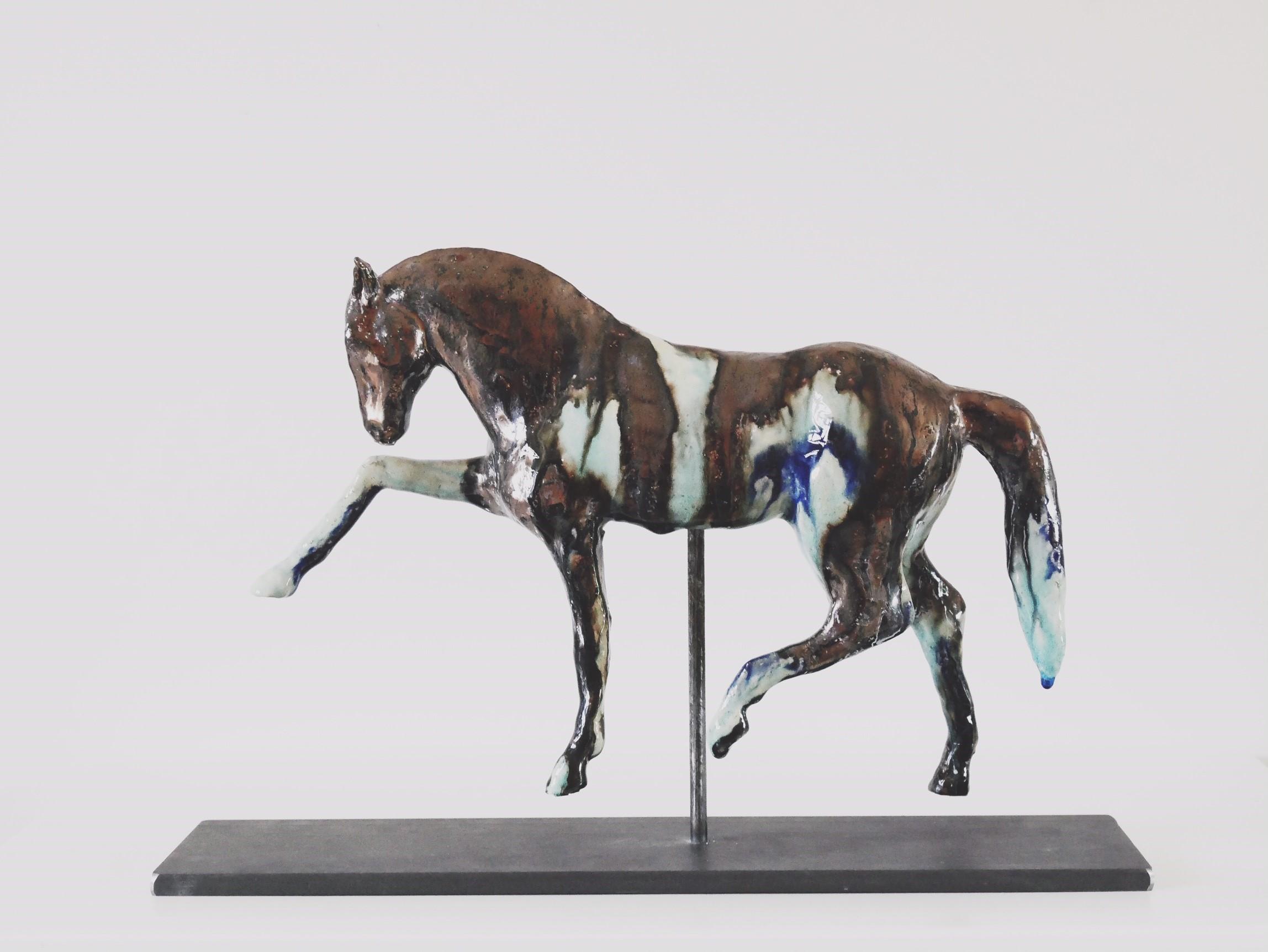 beeld paard